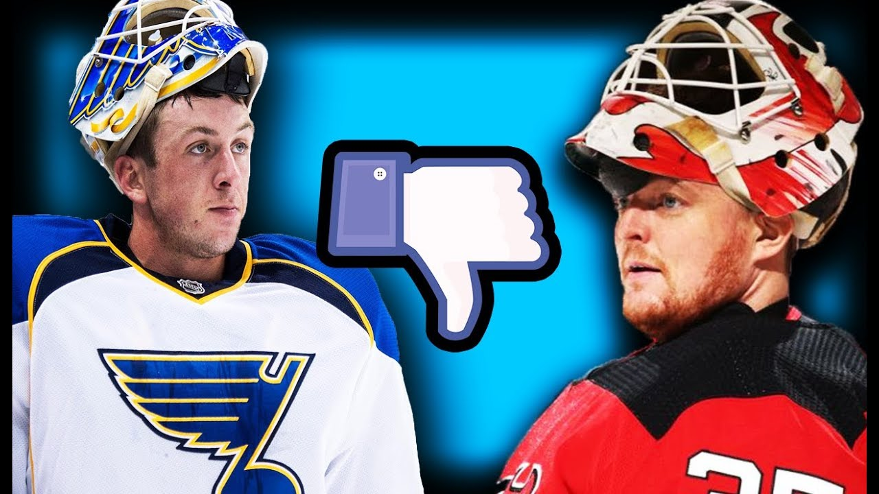 709fbe09 NHL/Top 5 Worst Goalies - YouTube