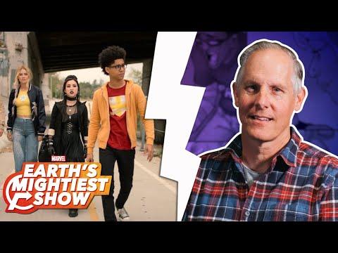 Secrets from Marvel's Runaways Season 2 w/ Quinton Peeples | Earth's Mightiest Show