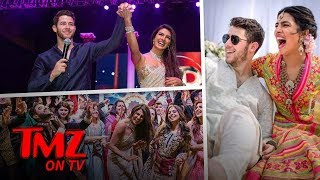 Nick Jonas & Priyanka Chopra Had A Beautiful Wedding! | TMZ TV