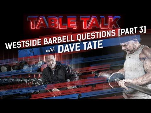 Westside Barbell Questions [Part 3] - Recruiting At Westside  | Elitefts.com