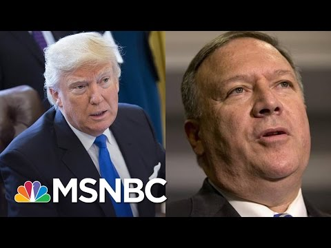 President Donald Trump And Intelligence Community Seem To Have Reconciled | Morning Joe | MSNBC