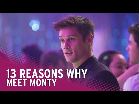 13 Reasons Why: Season 2 | Who is Monty?
