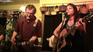 "Ron Johnson and Mary Mathews ""Sunshine State Of Mind""  Performed at European Street Cafe"" 8.21.10"