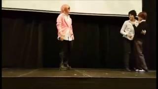 Cosplay skit at YCON - Yarichin Bitch Club