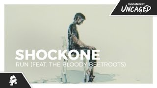 ShockOne - Run (feat. The Bloody Beetroots) [Monstercat Official Music Video]