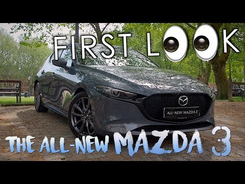 2019 MAZDA 3   FIRST LOOK   ALL-NEW   Wessex Garages