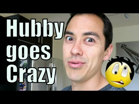 Husband Goes Crazy - April 24, 2016 - ItsJudysLife Vlogs