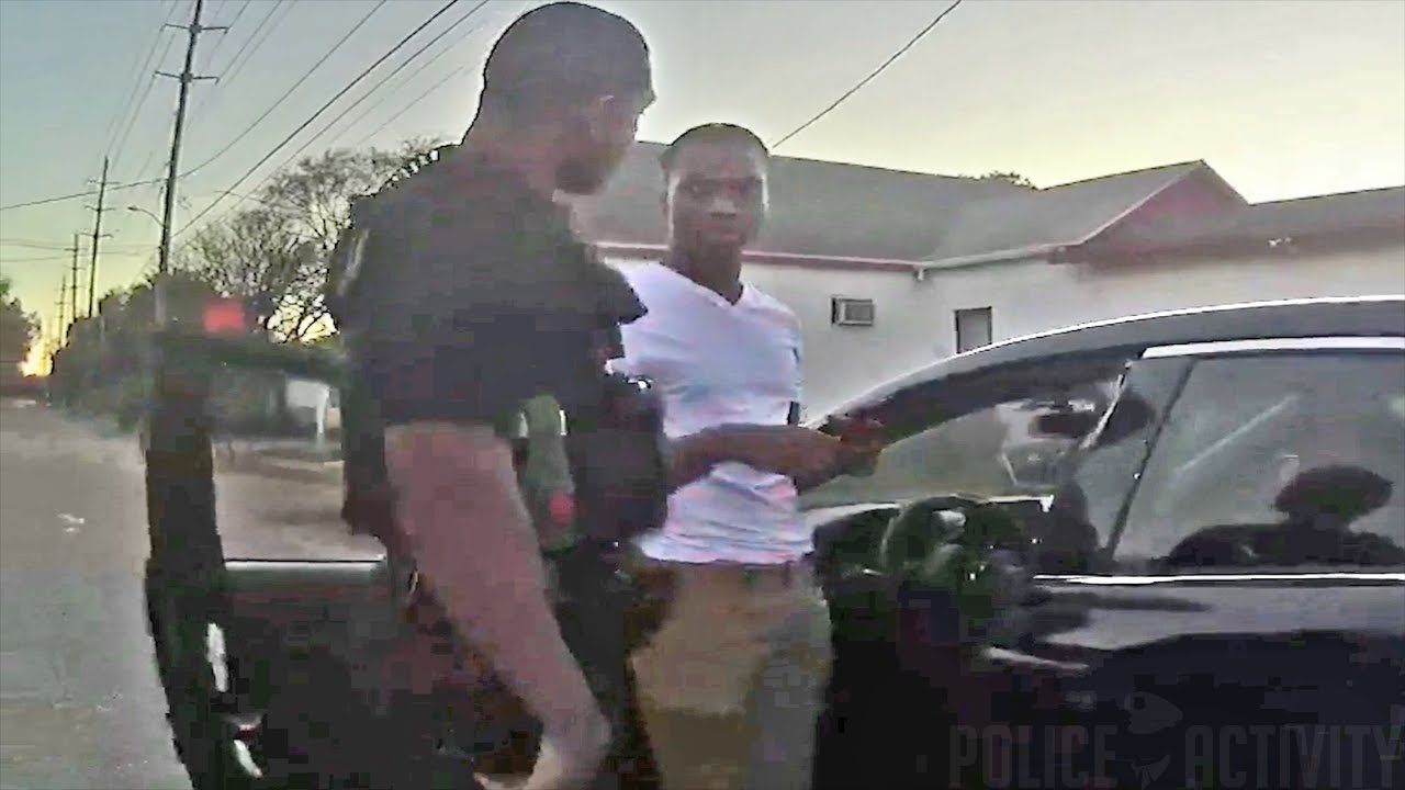 Police Bodycam Footage Of Jamee Johnson Shooting in Jacksonville, Florida