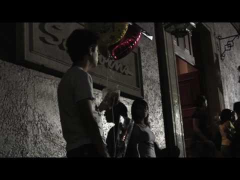 los globos y