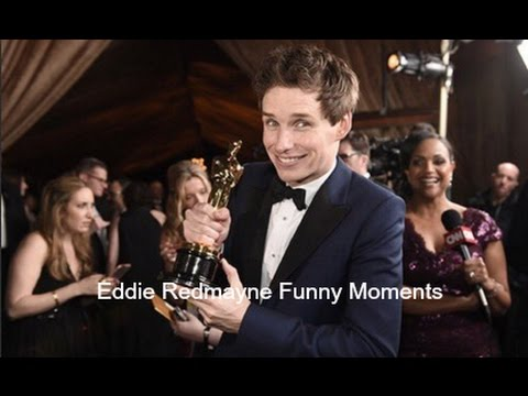 Eddie Redmayne Funny Moments