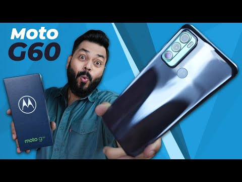 moto G60 Unboxing & First Impressions | moto G40 Fusion ⚡ 120Hz, SD 732G, 108MP Camera & More | Foci
