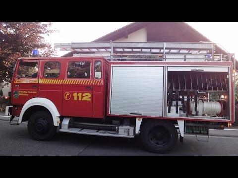 Feuerwehrlied Kinderlied, Feuerwehrmänner Lied für die Feuerwehrleute, Kinderlieder von Thomas Koppe