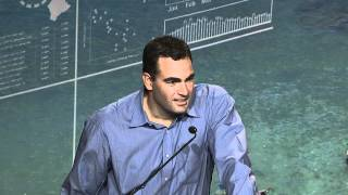 "Strata 2012: Jonathan Gluck, ""Winner of the Second Heritage Health Progress Prize"""