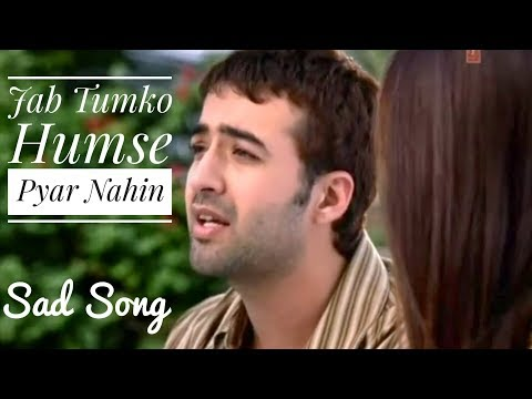 Hume To Ab Rana Hai Jab Tumko Humse Song 😭 Heart Tuching Sad Whatsapp Status In Hindi Videos Songs