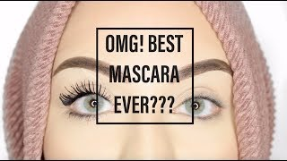 OMG!!! IS THIS THE BEST MASCARA EVER? FIRST IMPRESSION BENEFIT BAD GAL BANG MASCARA!