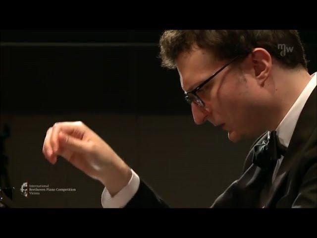 "Beethoven Sonata n.23 op.57 ""Appassionata"" - Rodolfo Leone piano"
