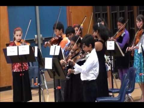Highland Ranch Elementary School Year-End Gala Concert 2011