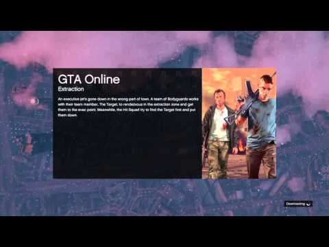 Gta5 online  random jobs ep2