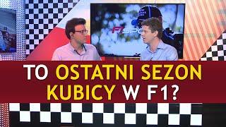 Kubica odejdzie z F1? Tajemnicza klauzula (F1 Sport #5)