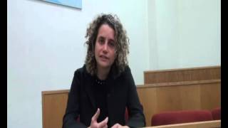 Benedetta Fontana, docente Master in International Cooperation