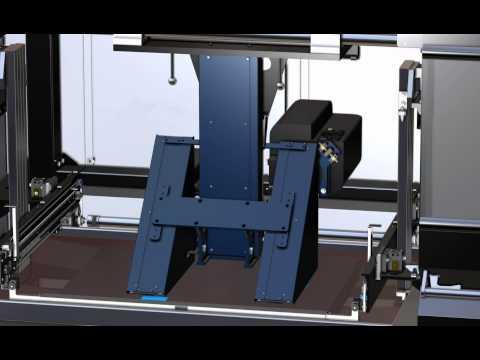 3D принтер PRODWAYS L5000, L6000, L7000 и L8000из YouTube · С высокой четкостью · Длительность: 2 мин56 с  · Просмотров: 327 · отправлено: 08/05/2015 · кем отправлено: Компания НеоВейтус