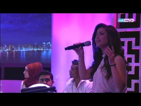 "Nesma Mahgoub singing ""Let It Go"" live in Arabic 14/5/2015"