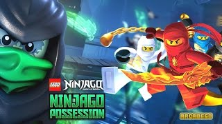 LEGO Ninjago Possession All Levels All Bosses Battle (LEGO Ninjago Master of Spinjitzu)