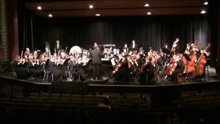 SHS Spring Concert - Symphonic Orchestra - Olympic Fanfare and Theme - Williams - May 11th 2011