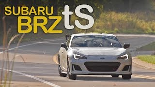 Subaru BRZ tS Review: Curbed with Craig Cole - What Craig Loves and Hates About This Sports Car