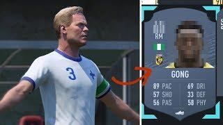 FIFA 20 spelen voor de eerste keer