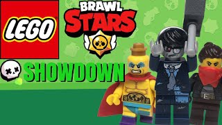 Lego Brawl Stars Showdown | Stop Motion Animation