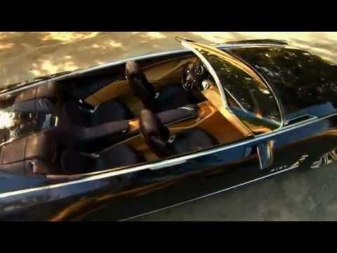 Concept cadillac convertible