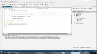 How to Create And Use User Control In C# WinForm