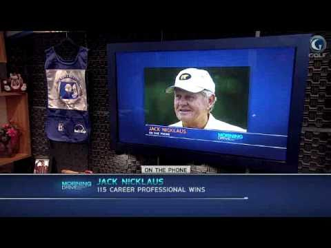 Jack Nicklaus on Golf Golf Channel Morning Drive