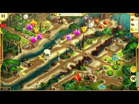 12 Labours of Hercules V: Kids of Hellas Level 5.6 Guide |