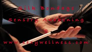 Fifty Shades Lighter - Silk Bondage Gentle Tie & Tease - Sexywellness