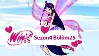 Winx Club - 4. Sezon 25. Bölüm  - Morgana'nın Sırrı - [TAM BÖLÜM]