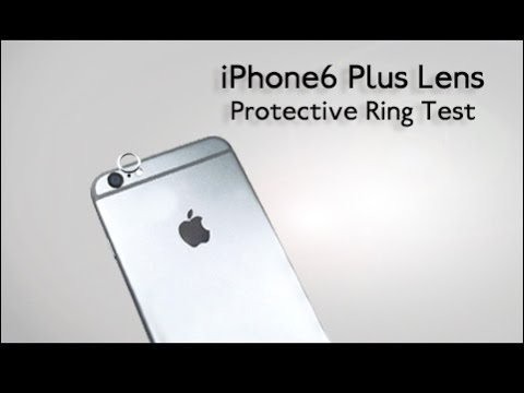 sale retailer 52a80 1f11e How to protect iPhone 6 Plus protruding camera lens/ ring from scratches?