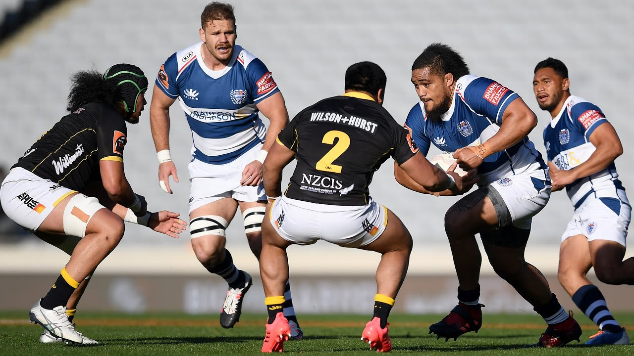 RD 2 HIGHLIGHTS | Auckland v Wellington (Mitre 10 Cup 2020)