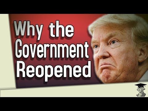 Why Did the Government Shutdown End?