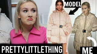 I DRESSED LIKE PRETTYLITTLETHING MODELS FOR A WEEK