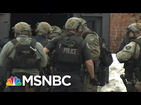 Boulder Shooting Witness: Not Getting Ice Cream Probably Saved My Life | The 11th Hour | MSNBC