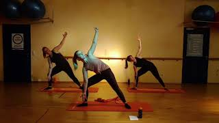 FlexxYoga (30min) - medifit Wolfhagen - Stretching Workout