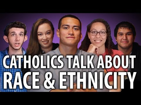 Catholics Talk About Race and Ethnicity
