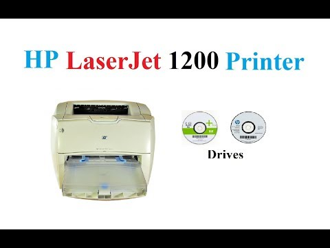 HP LaserJet 1200 | Driver