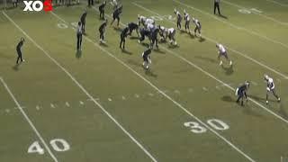 HS Junior Highlights of 2021 DE Zyun Reeves (East Forsyth HS/NC). Video is courtesy of XOS Digital/AthleteVault.com.