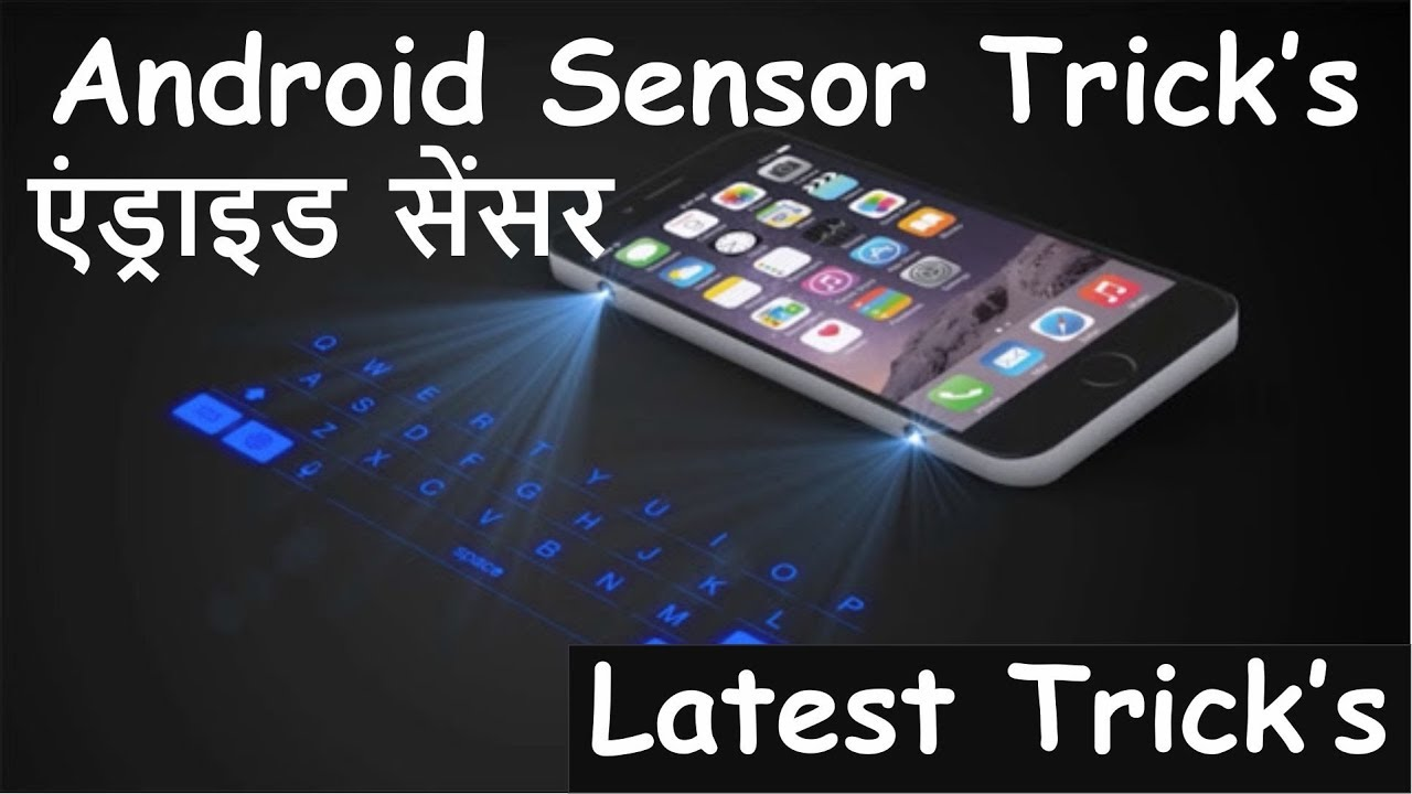 Android phone with most sensors