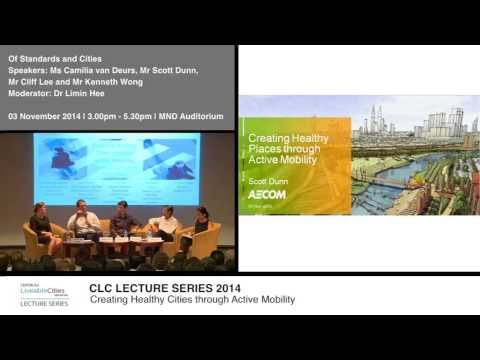 Panel: Creating healthy cities through active mobility