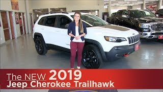 New 2019 Jeep Cherokee Trailhawk - Minneapolis, Elk River, Coon Rapids, St Paul, St Cloud, MN
