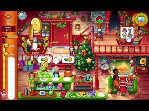 Delicious – Emily's Christmas Carol Walkthrough – Level 60